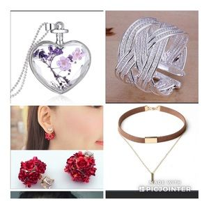 Jewelry - 4 Piece Jewelry Bundle